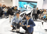 LANKAM Helps EHANG to Launch 184 Automatic-drive Manned Vehicle in a High Profile